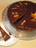 Апельсиновый пирог – рецепт
