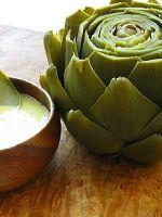 Рецепты блюд из артишока