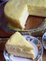 Бисквит на кефире – рецепт