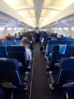 Боинг 737 500 - схема салона