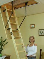 Чердачные лестницы своими руками