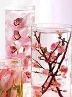 Цветы в глицерине - мастер-класс