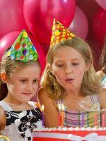 День рождения ребенка - 10 лет