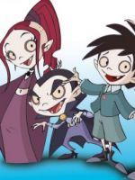 Мультики про вампиров