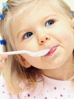 Диета при ротовирусе у ребенка