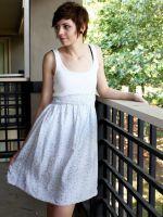 Домашнее платье своими руками