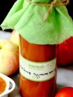 Домашний кетчуп - рецепт с яблоками