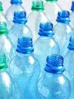 Ежик из пластиковой бутылки