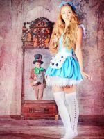 Фотосессия «Алиса в Стране чудес»