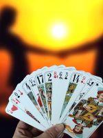 Гадание на игральных картах на любимого