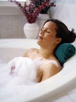 Горячая ванна при беременности