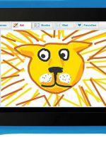 Детский планшет для рисования