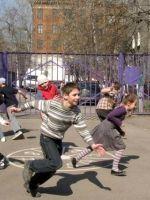 Игры для улицы для подростков