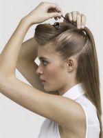 Интересные прически на средние волосы