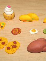Как из пластилина сделать еду?
