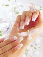Как нарастить ногти акрилом?
