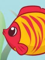 Как нарисовать рыбку?
