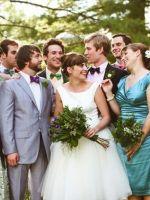 Как одеться на свадьбу?