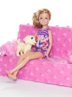 Как сделать диван для куклы?