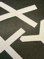 Как сделать из бумаги бумеранг?