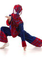 Как сделать маску Человека-паука?