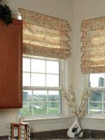 Как сшить римские шторы?
