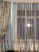 Как сшить шторы на люверсах?