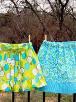 Как сшить юбку для девочки своими руками?