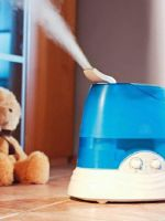 Как увлажнить воздух в комнате зимой