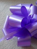 Как завязать бант на подарке?
