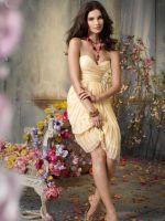 Какое платье одеть на свадьбу?