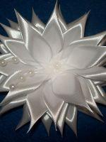 Канзаши хризантема - мастер-класс
