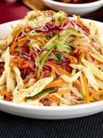 китайские салаты