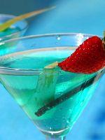 Коктейль «Голубая лагуна» – рецепт