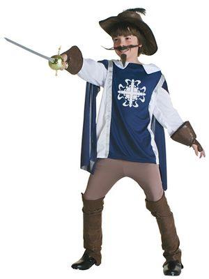 Костюм мушкетера своими руками