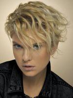 Красивые причёски на короткие волосы