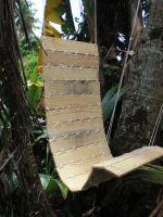 Кресло гамак своими руками