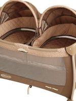 Кроватки для двойни новорожденных