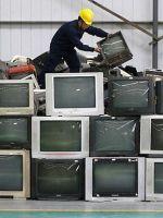 Куда сдать старый телевизор?