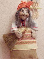Куклы из колготок - мастер-класс