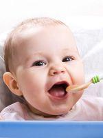 Меню ребенка в 7 месяцев на искусственном вскармливании