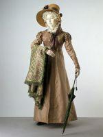 Мода 19 века в Англии