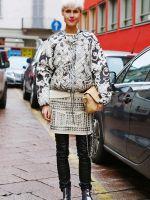 Мода для девушек - осень 2013