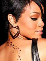 Модные татуировки для девушек