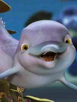 Мультики про дельфинов