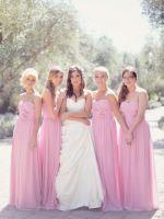 Нарядное платье на свадьбу подруги