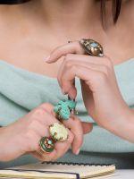 Ювелирные украшения с эмалью