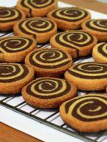Новогоднее печенье «Спиральки» - оригинальное лакомство