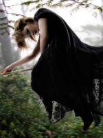 Образ ведьмы для фотосессии