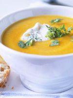 Рецепт овощного супа для детей